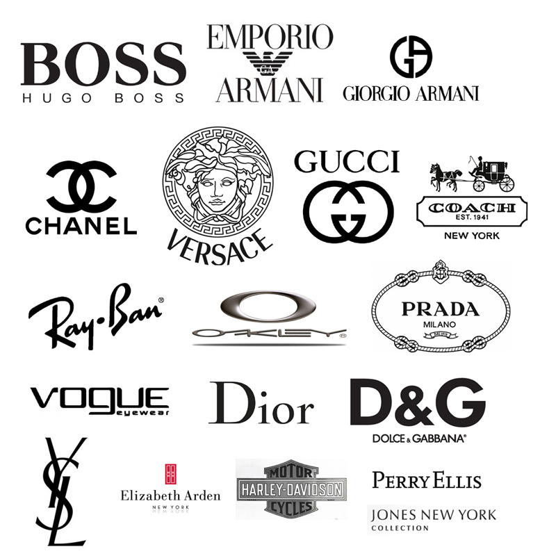 Designer eyewear for Couture brand names